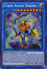 Cyber Angel Dakini - DRL3-EN014 - Secret Rare