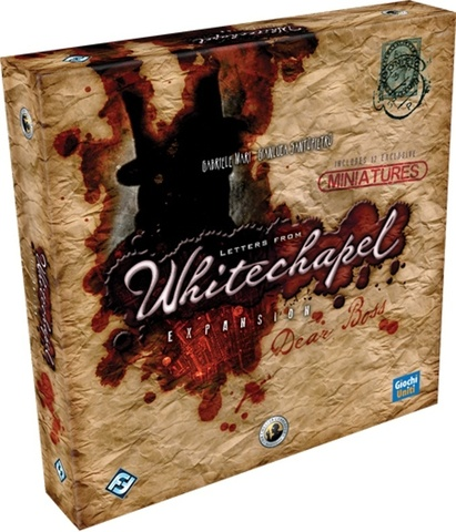 Letters from Whitechapel - Dear Boss Expansion