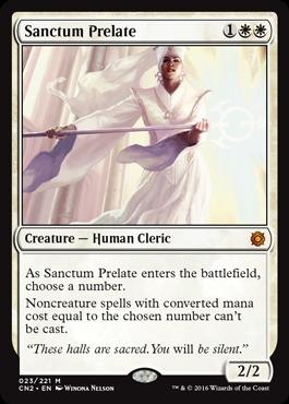 Sanctum Prelate - Foil