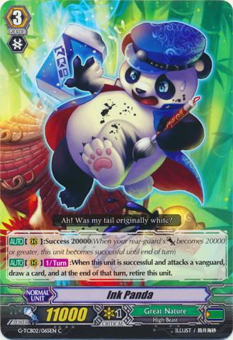 Ink Panda - G-TCB02/065EN - C