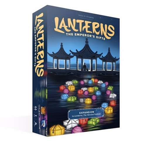Lanterns: The Emperors Gifts