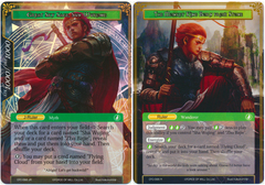The Monkey King Born From Stone // Great Sky Sage, Sun Wukong - CFC-066 - R - Foil