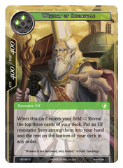 Wiseman of Amonsulle - CFC-067 - C - Foil