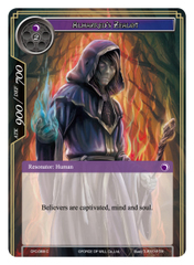 Alhazred's Zealot - CFC-069 - C - Foil on Channel Fireball