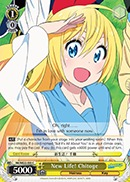 New Life! Chitoge - NK/WE22-E05 - C