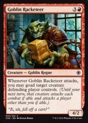 Goblin Racketeer - Foil