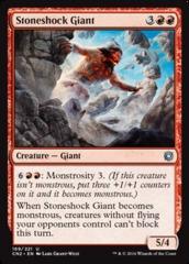 Stoneshock Giant - Foil