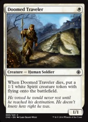 Doomed Traveler - Foil