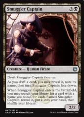 Smuggler Captain - Foil