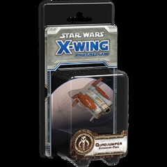 Star Wars X-Wing - Quadjumper Expansion Pack