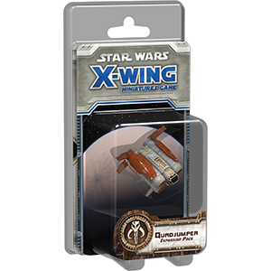 Star Wars: X-Wing - Quadjumper Expansion Pack