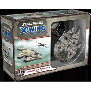Star Wars X-Wing - Heroes of the Resistance Expansion Pack