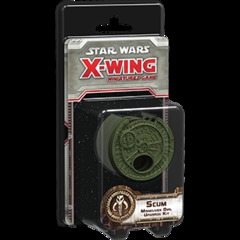 Star Wars X-Wing - Scum Maneuver Dial Upgrade Kit