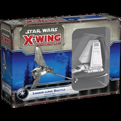 Star Wars X-Wing - Lambda-class Shuttle Expansion Pack