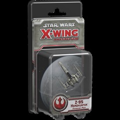 Star Wars: X-Wing - Z-95 Headhunter Expansion Pack