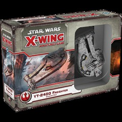 Star Wars: X-Wing - YT-2400 Freighter Expansion Pack