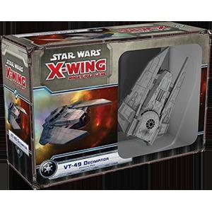 Star Wars X-Wing - VT-49 Decimator Expansion Pack