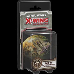 Star Wars X-Wing: 2nd Edition - M3-A Interceptor Expansion Pack