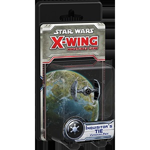 Star Wars X-Wing: 2nd Edition - Inquisitor's TIE Expansion Pack