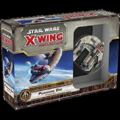 Star Wars: X-Wing - Punishing One Expansion Pack