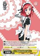 Maid Outfit 's - LL/EN-W02-E001fR - R