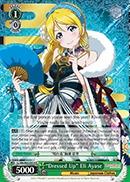LL/EN-W02-E014 R Dressed Up Eli Ayase