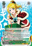 A Present for You Eli Ayase - LL/EN-W02-E027 - U