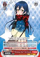 Christmas Date Umi Sonoda - LL/EN-W02-E079 - U