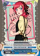 Secret Recipes Maki Nishikino - LL/EN-W02-E154 - C