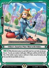 Chloe's Surprise Plan Filled with Holes - BT02/107EN - U