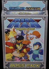 Mega Man The Board Game - Boss Pack Expansion
