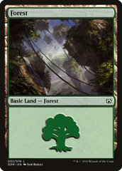Forest (32) on Channel Fireball