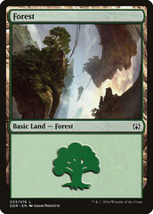 Forest (33) on Channel Fireball