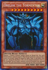 Obelisk the Tormentor - CT13-EN002 - Secret Rare