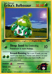 Erika's Bulbasaur - 39/132 - Uncommon - 1st Edition