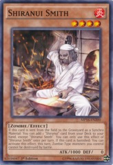 Shiranui Smith - MP16-EN200 - Common - 1st Edition