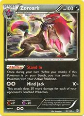 Zoroark - 91/162 - Theme Deck Exclusive