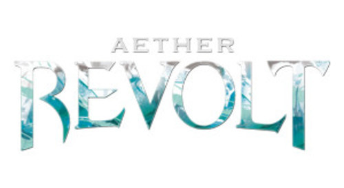 Aether Revolt Booster Box - Spanish