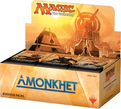 Amonkhet Booster Boxs