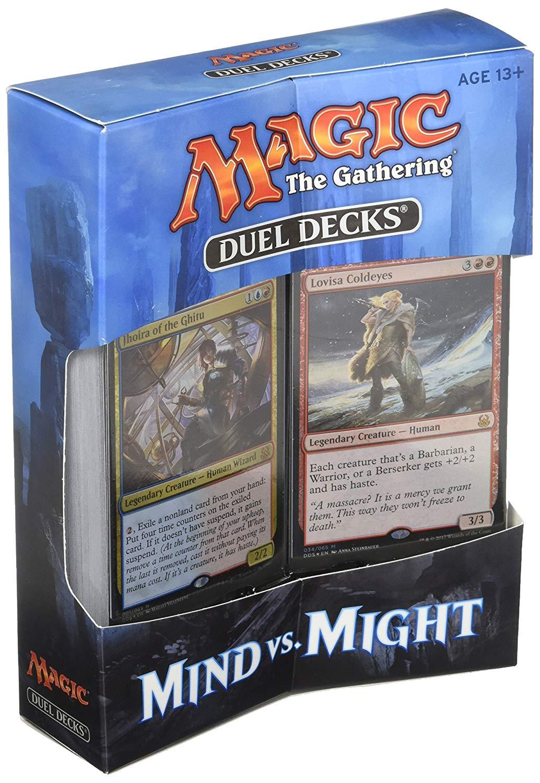 Duel Decks: Mind vs. Might - Box Set