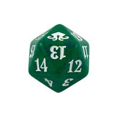 Magic Spindown Die - Eldritch Moon - Green