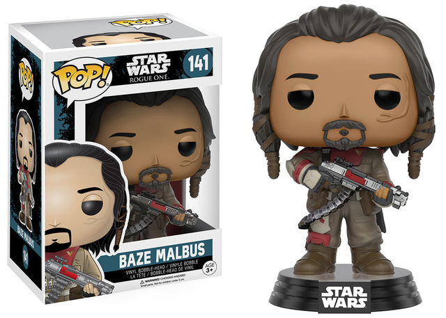 Star Wars Series - #141 - Baze Malbus (Star Wars: Rogue One)
