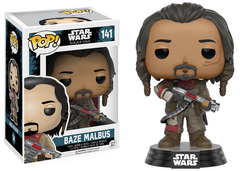Star Wars Series - #141 - Baze Malbus (Star Wars: Rogue One)