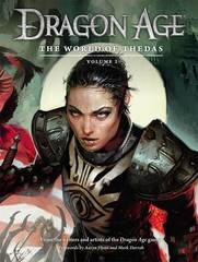 Dragon Age: World Of Thedas Hardcover Vol 02