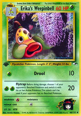 Erika's Weepinbell - 48/132 - Uncommon - 1st Edition