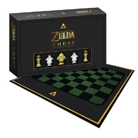 The Legend of Zelda Chess: Collectors Edition