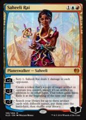 Saheeli Rai on Channel Fireball