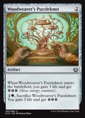 Woodweavers Puzzleknot