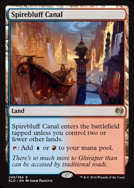 Spirebluff Canal - Foil