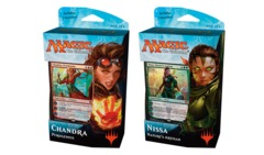 Kaladesh Planeswalker Decks Set of 2